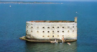 And the well known Fort Boyard ...